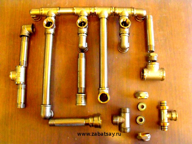 Паровой двигатель без станков и инструментов. (Фото 2)